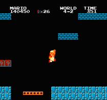 Super Mario Bros NES 82