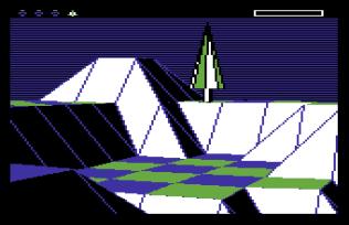 The Sentinel C64 10