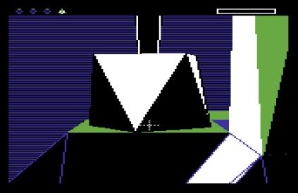 The Sentinel C64 12