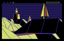 The Sentinel C64 18