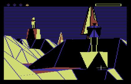 The Sentinel C64 20