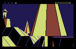 The Sentinel C64 22