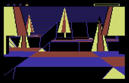 The Sentinel C64 31