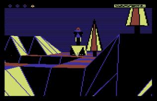 The Sentinel C64 32