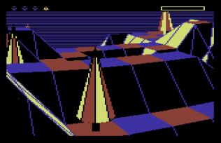 The Sentinel C64 65