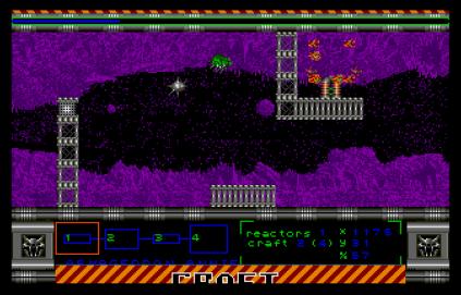 Capn Carnage Atari ST 12