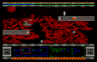 Capn Carnage Atari ST 22