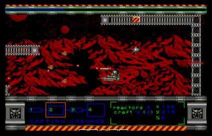 Capn Carnage Atari ST 23