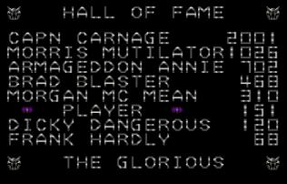 Capn Carnage Atari ST 29
