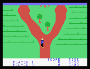 Chuck Norris Superkicks ColecoVision 01