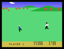 Chuck Norris Superkicks ColecoVision 13