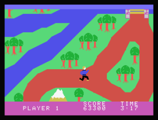 Chuck Norris Superkicks ColecoVision 21