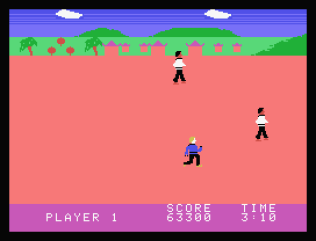 Chuck Norris Superkicks ColecoVision 22