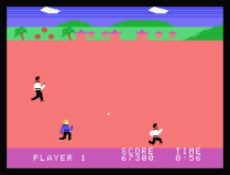 Chuck Norris Superkicks ColecoVision 27