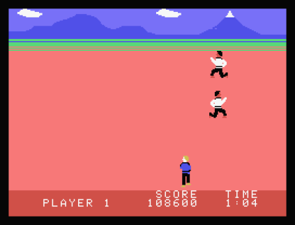 Chuck Norris Superkicks ColecoVision 31