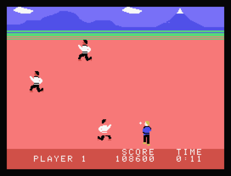 Chuck Norris Superkicks ColecoVision 34