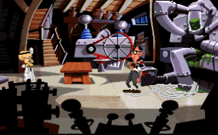 Day of the Tentacle PC 11