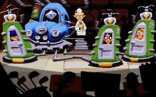 Day of the Tentacle PC 12