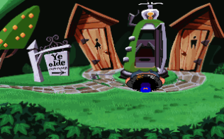 Day of the Tentacle PC 17
