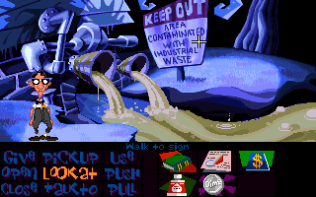 Day of the Tentacle PC 21