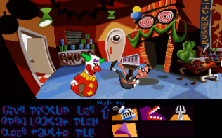 Day of the Tentacle PC 30