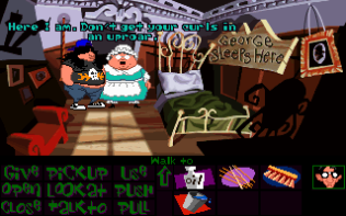 Day of the Tentacle PC 45