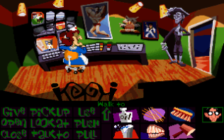 Day of the Tentacle PC 52