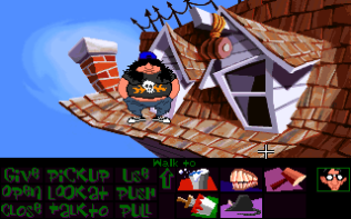 Day of the Tentacle PC 54