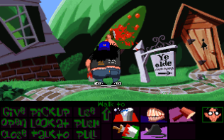 Day of the Tentacle PC 55