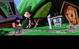 Day of the Tentacle PC 57