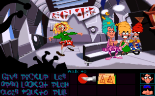 Day of the Tentacle PC 61