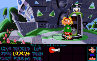 Day of the Tentacle PC 63