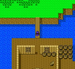 Dragon Quest 5 SNES 009