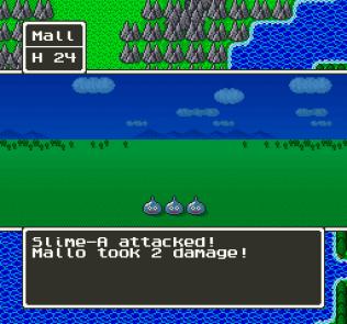 Dragon Quest 5 SNES 010