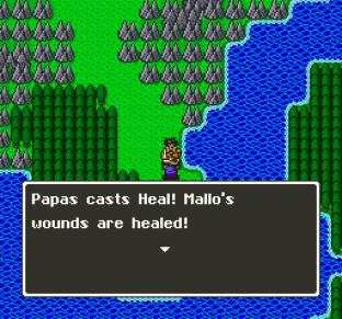Dragon Quest 5 SNES 012
