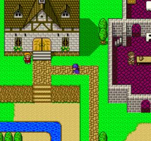 Dragon Quest 5 SNES 020