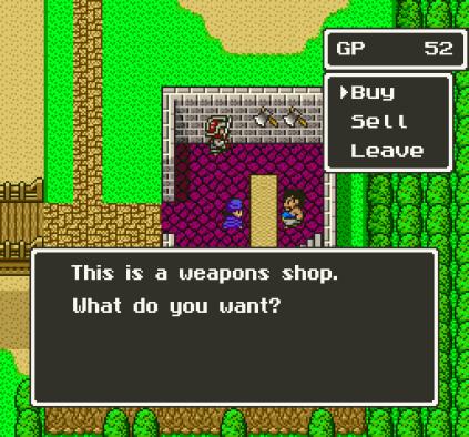 Dragon Quest 5 SNES 023