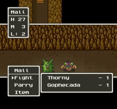 Dragon Quest 5 SNES 032