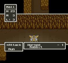 Dragon Quest 5 SNES 044