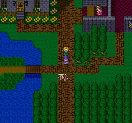 Dragon Quest 5 SNES 064