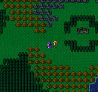 Dragon Quest 5 SNES 065