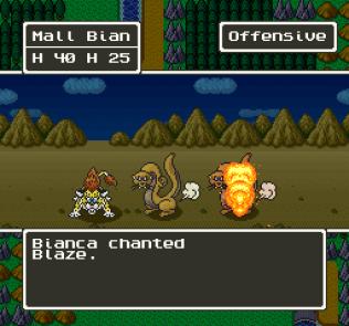 Dragon Quest 5 SNES 077