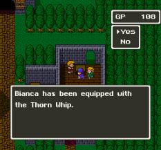 Dragon Quest 5 SNES 088