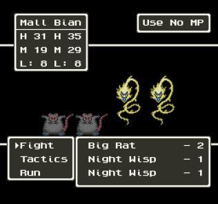 Dragon Quest 5 SNES 098