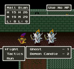 Dragon Quest 5 SNES 108
