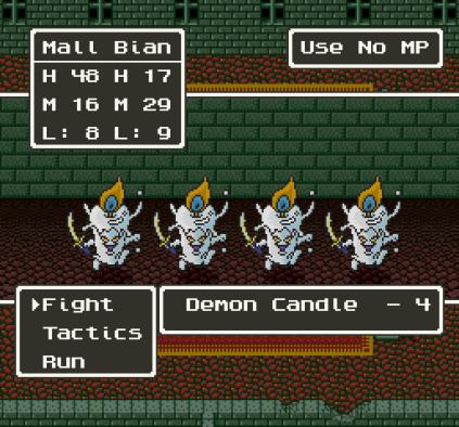 Dragon Quest 5 SNES 111
