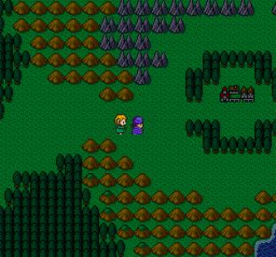 Dragon Quest 5 SNES 119