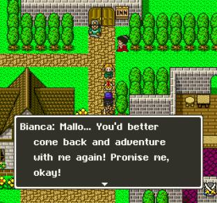 Dragon Quest 5 SNES 122