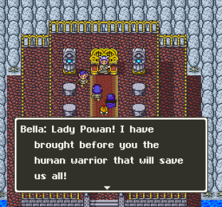 Dragon Quest 5 SNES 130