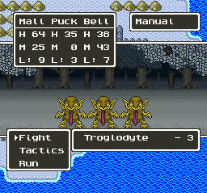 Dragon Quest 5 SNES 141